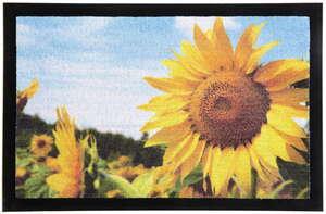 Lifetex Digitaldruck-Schmutzfangmatte, ca. 40 x 60 cm - Sonnenblume