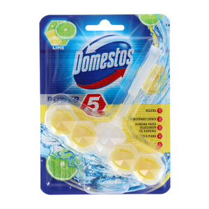 Domestos WC Stein Power 5 Lime 55 g
