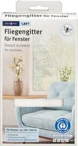 IDEENWELT Insektenschutz für Fenster weiß