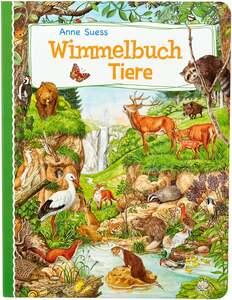 Wimmelbuch Tiere