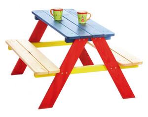 Pinolino Kindersitzgarnitur Nicki für 4