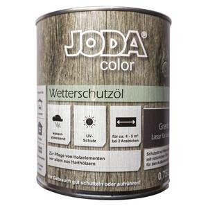 Joda® Color Wetterschutzöl 750 ml in Granit