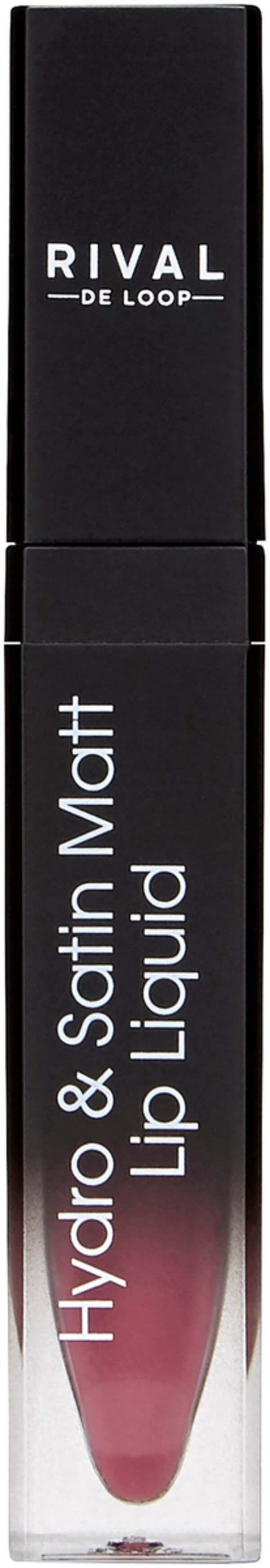 RIVAL DE LOOP Hydro & Satin Matt Lip Liquid 02