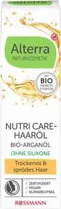 Alterra NATURKOSMETIK Nutri-Care Haaröl