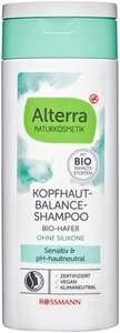 Alterra NATURKOSMETIK Kopfhaut-Balance-Shampoo