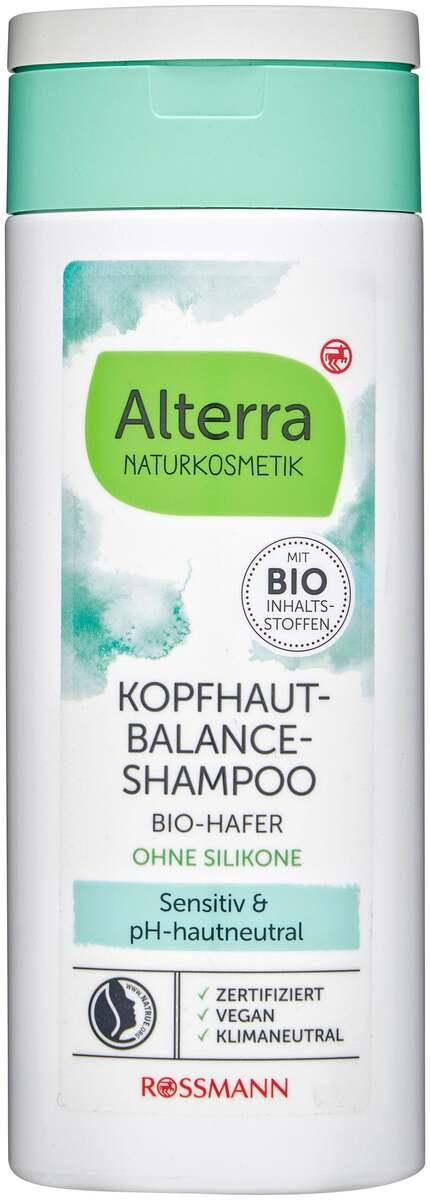 Bild 1 von Alterra NATURKOSMETIK Kopfhaut-Balance-Shampoo