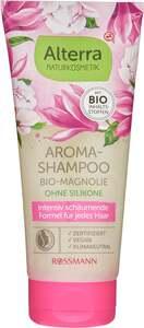 Alterra NATURKOSMETIK Aroma-Shampoo Bio-Magnolie