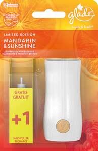 Glade Touch & Fresh Minispray Mandarin & Sunshine
