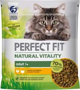 Perfect Fit Katze Natural Vitality Adult 1+ mit Huhn und Truthahn