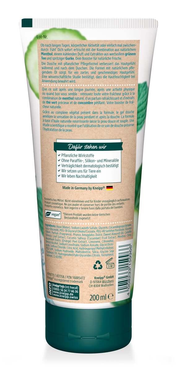 Bild 2 von Kneipp Aroma-Pflegedusche Freshness Booster