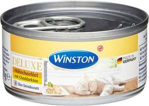 Winston Deluxe Hühnerfilets mit Cheddarkäse