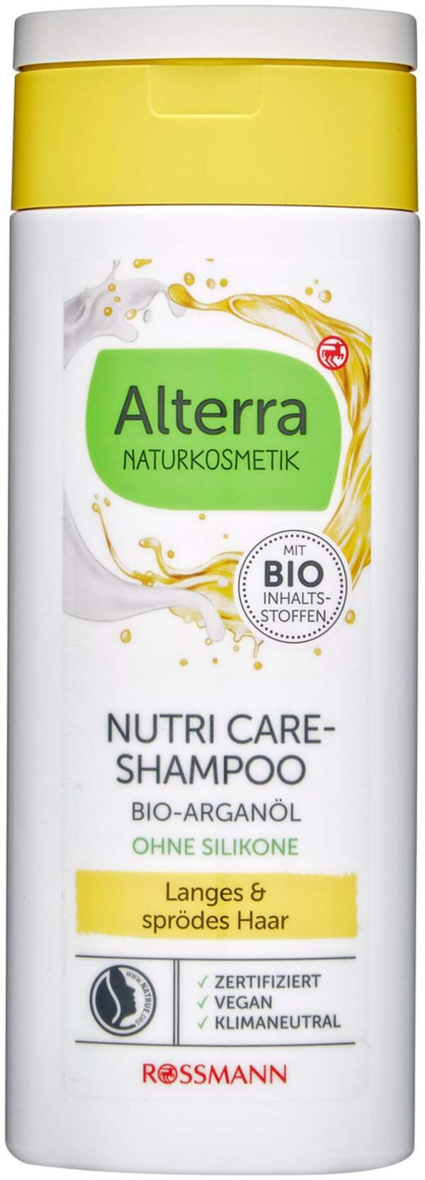 Alterra NATURKOSMETIK Nutri-Care-Shampoo
