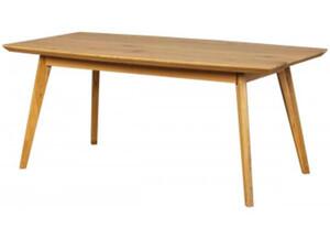Tisch Brynja, 180x90 cm, Eiche Nachbildung