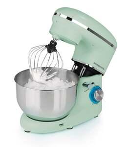 GOURMETmaxx Küchenmaschine 1500W mint
