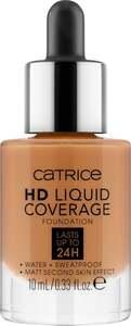 Catrice Mini HD Liquid Coverage Foundation 070 Toffee Beige