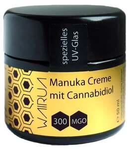WAIRUA Manuka Creme mit CBD