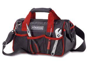 PARKSIDE® Werkzeugtasche, befüllt, 23-teilig
