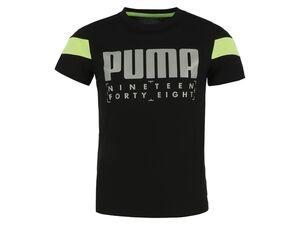 Puma Jungen T-Shirt ACTIVE SPORTS YOUTH TEE, mit Rundhalsausschnitt