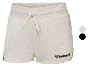 Hummel Hotpants Damen, mit 2 Taschen, Tunnelzug