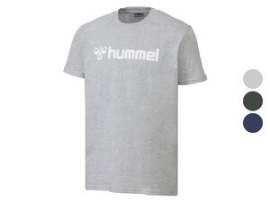 Hummel T-Shirt Herren, Regular Fit, mit Logo