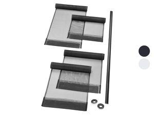 Fliegengitter-Lamellenvorhang, für Türen