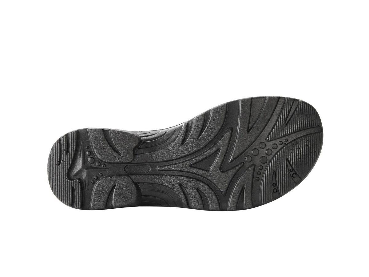 Bild 4 von CRIVIT® Sandalen Damen, mit verstellbaren Klettverschlüssen, Lederfußbett