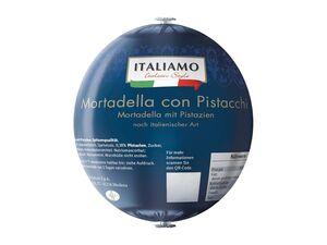 Italiamo Mortadella mit Pistazien