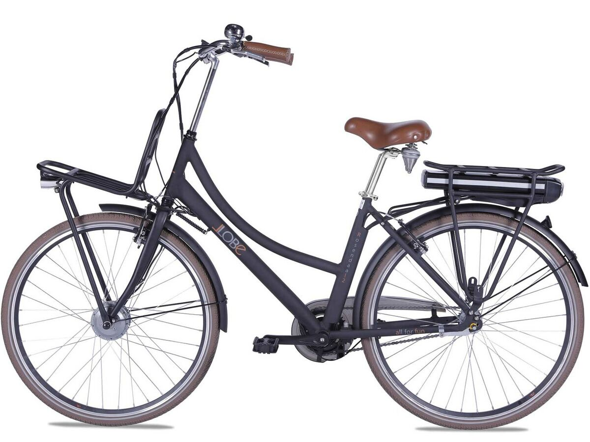 Bild 2 von Llobe E-Bike »Rosendaal 2«, 10,4 Ah / 13,2 Ah / 15,6 Ah