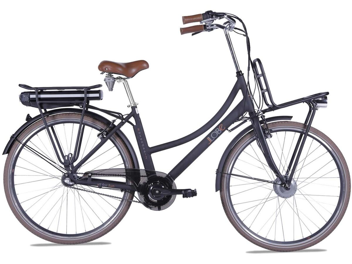 Bild 3 von Llobe E-Bike »Rosendaal 2«, 10,4 Ah / 13,2 Ah / 15,6 Ah