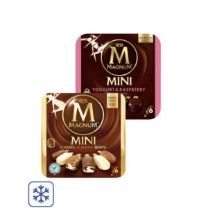 Magnum oder Cornetto Multipack Eis