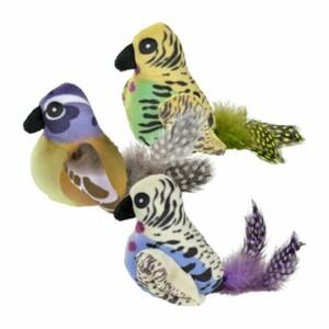 AniOne Vogel mit Zwitschergeräusch