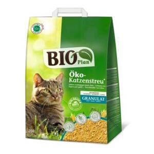 Bioplan Öko-Katzenstreu 20 Liter