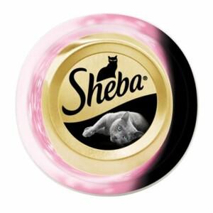 Sheba Feine Filets 24x80g Meeresfrüchte