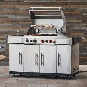 Outdoorküche Kansas Pro 4 SIK Turbo II1