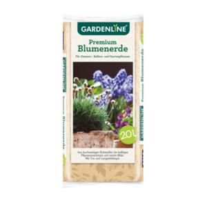 GARDENLINE     Premium Blumenerde