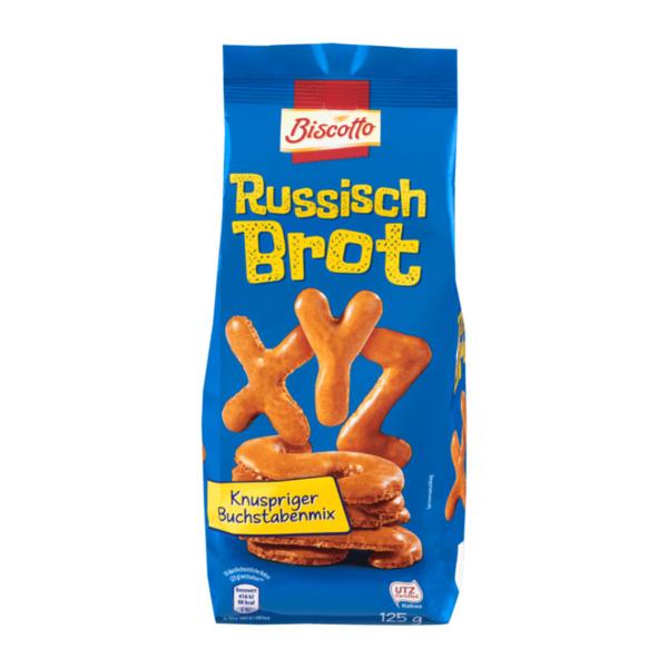 BISCOTTO     Russisch Brot