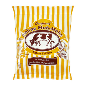 ORIGINAL MUH-MUHS     Sahne Toffees