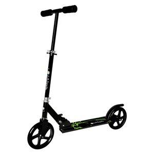 L.A. Sports Alu-Scooter Onyx faltbar XL Räder 200 mm