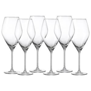 Ritzenhoff & Breker Rotweinglas Salsa 470ml 6 Stück klar, Transparent
