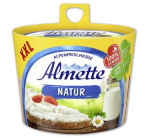 ALMETTE XXL Frischkäsezubereitung
