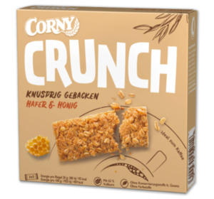 CORNY Crunch Riegel