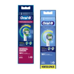 Oral B Aufsteckbürsten