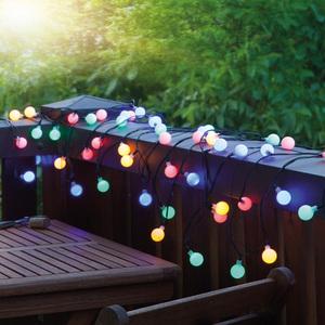I-Glow XXL-LED-Lichterkette mit 180 LEDs