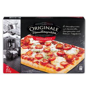 Originale Steinofen Familienpizza