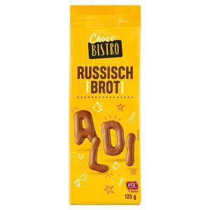 Choco BISTRO Russisch Brot 125 g