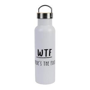 Isolierflasche Emely in Weiß ca. 600ml