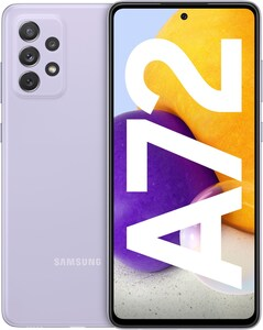 Galaxy A72 (128GB) Smartphone awesome violet