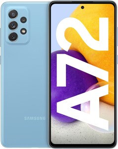 Galaxy A72 (128GB) Smartphone awesome blue