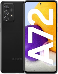 Galaxy A72 (128GB) Smartphone awesome black