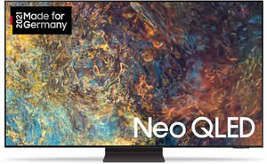"GQ65QN95AAT 163 cm (65"") LCD-TV mit LED-Technik Carbon Silber / G"